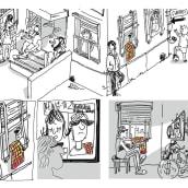 Mi Proyecto del curso: El arte del sketching: transforma tus bocetos en arte. Un proyecto de Ilustración y Cómic de Ana M. Cabeza de Vaca - 19.05.2020