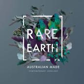 Rare Earth. A Grafikdesign und Collage project by Monica Higgins - 22.05.2020