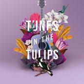 Tunes in the Tulips. A Illustration, Grafikdesign, Collage und Plakatdesign project by Monica Higgins - 22.05.2020