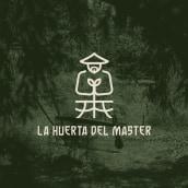 La Huerta Del Master - Creación de un logotipo original desde cero. A Design, Br, ing, Identit, and Graphic Design project by Nicolás Sosa Larrain - 05.24.2020