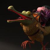 Modelado profesional de personajes cartoon 3D,Carlo y Jeanluc. A 3D Animation project by Jorge Lerones - 05.25.2020