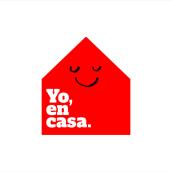 YO EN CASA. A Design, and Advertising project by Marco Colín - 05.26.2020