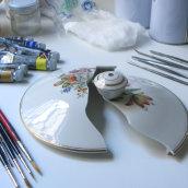 restauración cerámica. Un projet de Céramique de Clara Graziolino - 26.05.2020