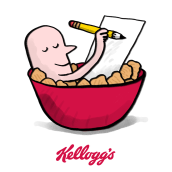 KELLOGG'S CLASES DE DIBUJO. A Drawing, and Design project by Marco Colín - 05.26.2020