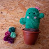 Cactus. Un proyecto de Art to, Creatividad y Artesanía de Camino Sánchez González - 26.05.2020