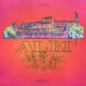 Travelbook of the city of Albi in France.. Un proyecto de Ilustración, Diseño editorial, Bocetado, Ilustración arquitectónica y Sketchbook de Lapin - 20.10.2019