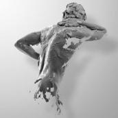 El hombre que se crea. A Fine-art photograph project by Alejandro Maestre Gasteazi - 05.27.2020