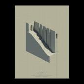 Artwork – Which Way…? . Un proyecto de Diseño gráfico, Ilustración digital, Modelado 3D, Concept Art, Diseño digital e Ilustración arquitectónica de Gabriela Hernandez - 29.04.2020