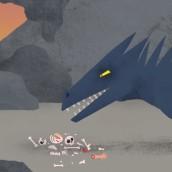WINDRAGON. Un progetto di Illustrazione, Motion Graphics, Animazione, Character Design, Animazione di personaggi , e Animazione 2D di Jota Han - 09.06.2020