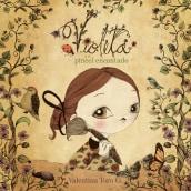 Violeta y el pincel encantado. Un proyecto de Ilustración y Escritura de Valentina Toro - 12.11.2014