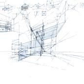 Análisis de Formas Arquitectónicas . Un proyecto de Arquitectura, Bellas Artes, Dibujo a lápiz, Dibujo, Dibujo artístico e Ilustración arquitectónica de yolahugo - 10.06.2020