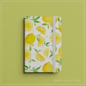 Mi Proyecto del curso: Motivos para repetir . Um projeto de Design gráfico, Design de cartaz, Design digital e Ilustração botânica de Ana P Garza - 12.06.2020