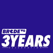 BRCDEVG 3 years. Un progetto di Br, ing e identità di marca, Illustrazione vettoriale , e Motion Graphics di Raúl González - 12.06.2019