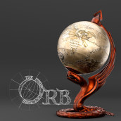 El orbe. A Advertising, 3D, and Creativit project by Jorge Lerones - 06.15.2020