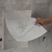 Para la mar. Um projeto de Ilustração, Serigrafia e Desenho de Lucía Coz - 26.05.2019
