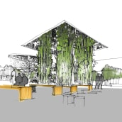 Portafolio 2019/2020. Un proyecto de Arquitectura de Oxxo Studio - 17.06.2020
