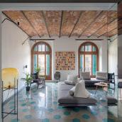 Nuestro proyecto del curso: House of Mirrors. Un proyecto de Arquitectura, Arquitectura interior, Decoración de interiores e Interiorismo de Nook Architects - 18.06.2020