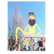 Postales dibujadas. Un progetto di Illustrazione, Character Design, Illustrazione digitale , e Fotografia architettonica di Natalia Rojas - 19.06.2020