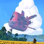 Pirates - Short film in Development. Un proyecto de Ilustración, Animación 2D y Concept Art de Samuel Smith - 20.06.2020