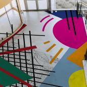 IKEA (entrance winner design). Um projeto de Design, Ilustração, Design de móveis, Design gráfico, Design de interiores, Design de iluminação, Ilustração digital e Design de espaços comerciais de Joan Romero Tarriño - 10.04.2018