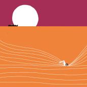 La distorsión. A Editorial Design & Illustration project by Joan X. Vázquez - 06.26.2020