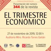 El Trimestre Económico #344 - Fondo de Cultura Económica. A Editorial Design project by Alejandro Orozco - 11.27.2020