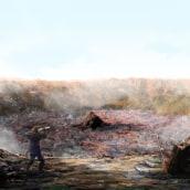 My project in Concept Art for Video Games course. Un proyecto de Ilustración y Concept Art de João Miguel Andrés Xavier - 30.06.2020