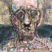 Ostro - Pintura Digital. A Fine Art, and Digital Drawing project by ezequiel casiano - 06.30.2020