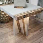 Mi Proyecto del curso: Creación de muebles en concreto para principiantes. Un proyecto de Diseño industrial de Eduardo Chic - 02.07.2020