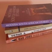 Some Collections that Feature My Stories. Un progetto di Scrittura di Shaun Levin - 04.07.2020
