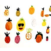 Mi Proyecto del curso: Plantas, piñas y cactus.. A Drawing & Illustration project by Ruth Reuveni - 07.05.2020