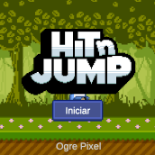 HitnJump!. A Videospielentwicklung project by Steve Durán - 16.06.2020