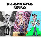 Mi Proyecto del curso: Diseño de personajes retro para animación. Un proyecto de Diseño de personajes, Dibujo y Dibujo digital de Brayan Viera - 13.07.2020