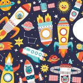 Ilustraciones para Revista Genios (Grupo Clarín). Un proyecto de Ilustración, Diseño de personajes, Ilustración digital e Ilustración infantil de Pamela Barbieri - 14.07.2020