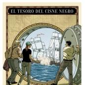 El Tesoro del Cisne Negro . Um projeto de Comic de Paco Roca - 28.11.2018