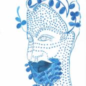 Mi Proyecto del curso: Técnicas de ilustración para desbloquear tu creatividad. Um projeto de Ilustração e Criatividade de Isabel Molla - 14.07.2020