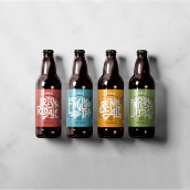 Távola Cervejaria Artesanal. A Design, Br, ing, Identit, Graphic Design, and Packaging project by Gilian Gomes - 07.19.2020