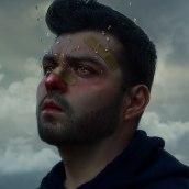Big Boys Cry. A Fotoretuschierung, Concept Art, Artistische Fotografie und Fotomontage project by Kervz Encarnación - 21.07.2020