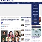 LinkedIn Top Voice 2019. Un proyecto de Comunicación y Marketing de contenidos de Rodrigo Focaccio - 04.12.2019