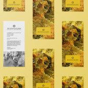 Flyer — Exposición de Fotografía abstracta. Un proyecto de Fotografía, Diseño editorial y Diseño gráfico de Maialen Olaiz Celador - 13.09.2018