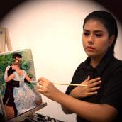 Mi Proyecto del curso: Autorretrato fotográfico artístico. Un proyecto de Fotografía y Fotografía artística de Aylin Carolina Jiménez Fuentes - 24.07.2020