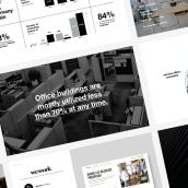 Pitch Deck for a Startup. Un progetto di Design , e Graphic Design di Katya Kovalenko - 26.09.2018