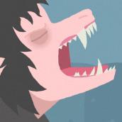 BEWARE THE MOON. Un progetto di Illustrazione, Motion Graphics, Cinema, video e TV, Direzione artistica, Character Design, Graphic Design, Cinema , e Animazione 2D di Jota Han - 27.07.2020