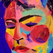 VIVA FRIDA . A Illustration project by Willian Santiago - 08.04.2020