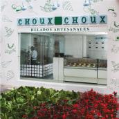 Choux-Choux. A Illustration, Br, ing, Identit, and Decoration project by Arutza Rico Onzaga - 04.18.2013