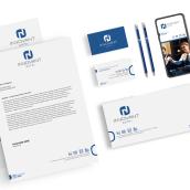 Mi Proyecto del curso: Desarrollo de un manual de identidad corporativa. Um projeto de Design de logotipo de Miguel Ángel Colunga González - 18.06.2020