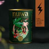 Nuwa - Infusiones Amazónicas. Um projeto de Br, ing e Identidade, Design gráfico e Packaging de FIBRA - 10.08.2019