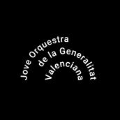 Jove Orquestra de la Generalitat Valenciana. A Br, ing, Identit, and Logo Design project by Migue Martí - 08.23.2020