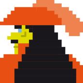 Campanilla Ilustrada. Un proyecto de Ilustración y Pixel art de KIKE IBÁÑEZ - 14.05.2020