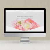 Níkua | Artesanía floral en papel. Um projeto de Br, ing e Identidade e Web design de Mónica Durán · Visual Bloom - 20.08.2020